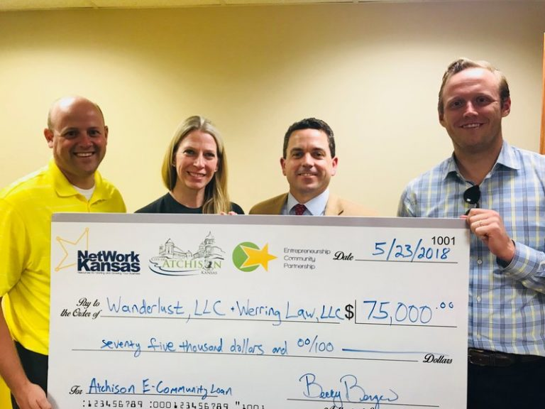 E-Community Program Awards Loan Funds for Inventory Expansion at the Hardware Store