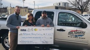 Holtgrave Heating & Cooling Awarded E-Community Loan